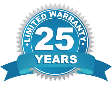 Cove Stone Projects - 25 year Limited Warranty