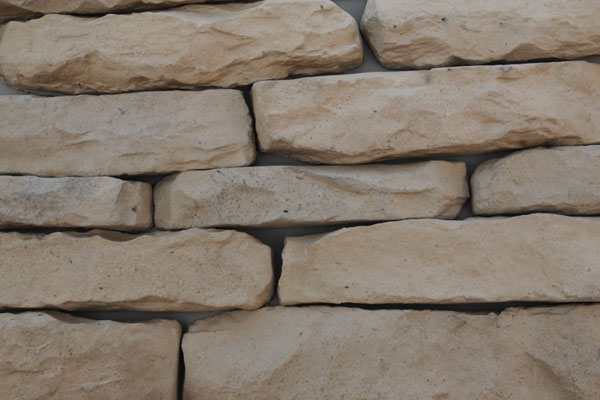 Cove Stone Products - Ledgestone - Buff