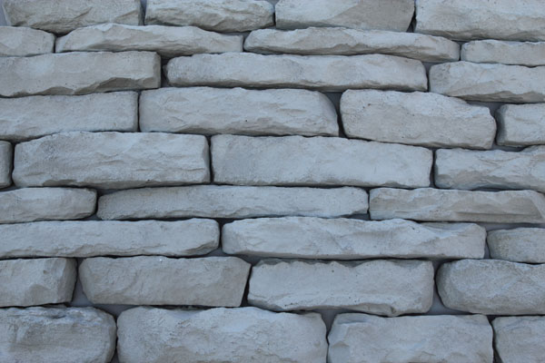 Cove Stone Products - Ledgestone - Light Grey